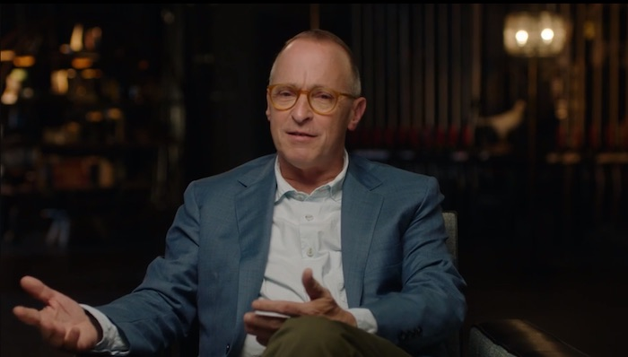 David Sedaris giving advice in his MasterClass