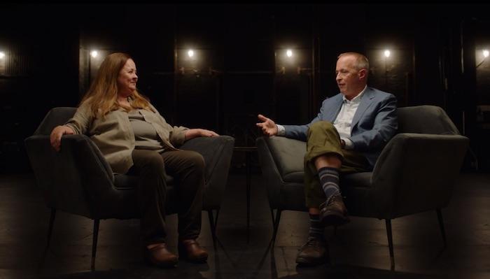 David Sedaris talking about family in his MasterClass