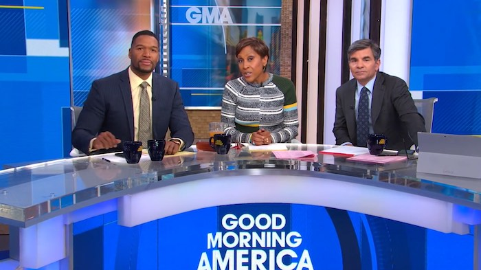 Robin Roberts on Good Morning America