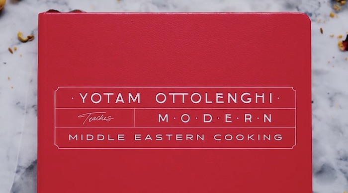 Yotam Ottolenghi Middle Eastern Cooking MasterClass