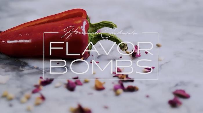 Yotam Ottolenghi on flavor bombs