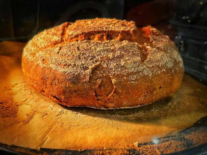 Bread cooked by a Apollonia Poilâne MasterClass student