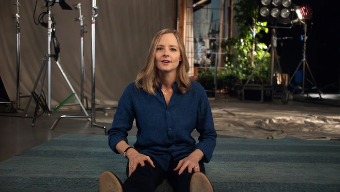 Jodie Foster on acting