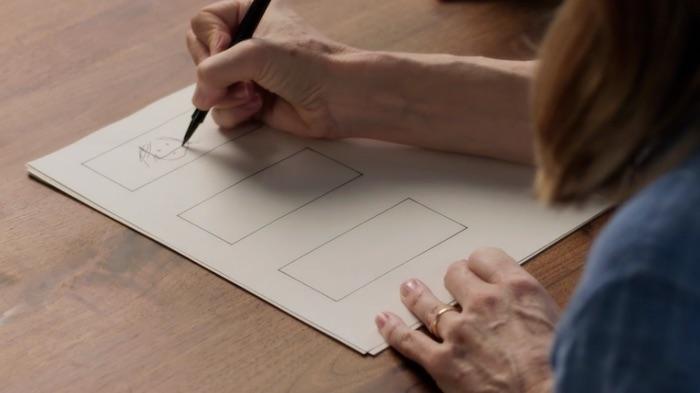 Jodie Foster teaching film making