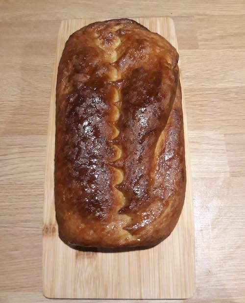 My attempt at baking bread