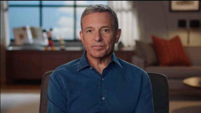 Bob Iger teaching strategy and leadership in his MasterClass