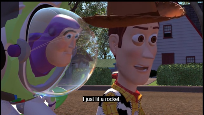 Toy Story case study in Bob Iger's MasterClass