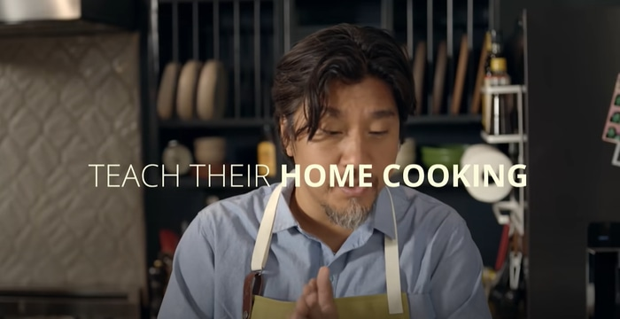 YesChef learn from world class chefs in their own home