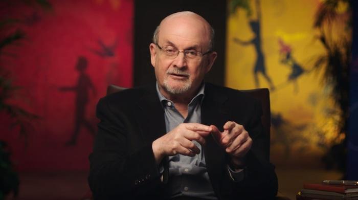 Salman Rushdie teaching writing