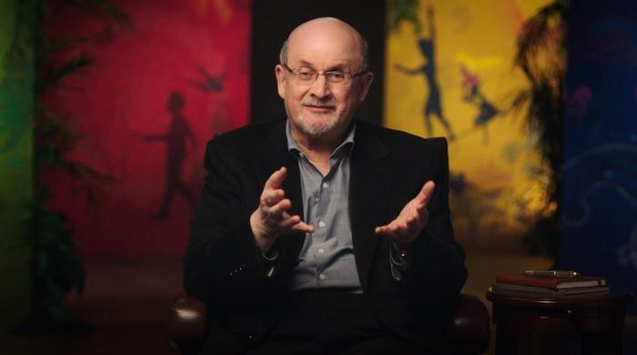 Salman Rushdie on writing