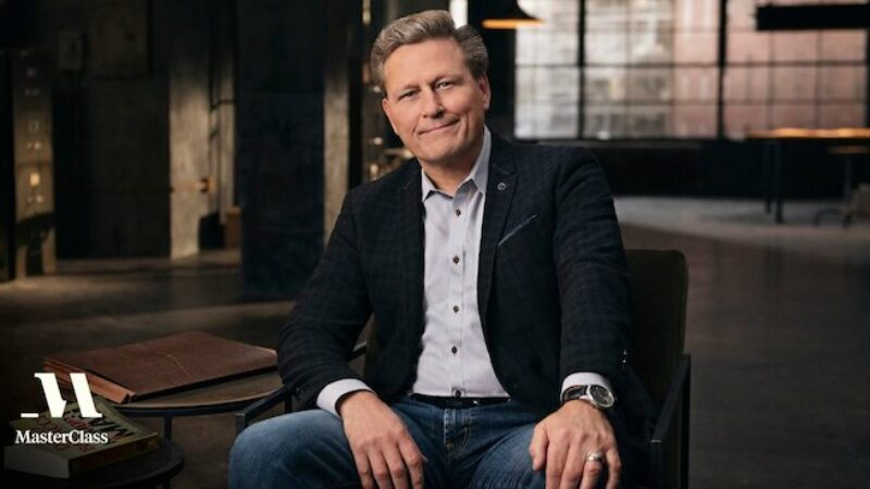 David Baldacci MasterClass Review
