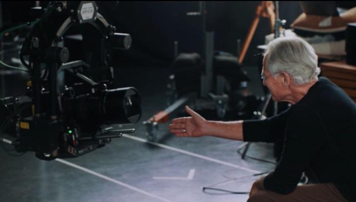 Jon Kabat-Zinn in his MasterClass