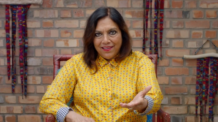 Mira Nair on directing