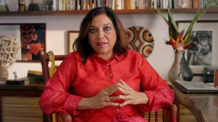 Mira Nair on filmmaking