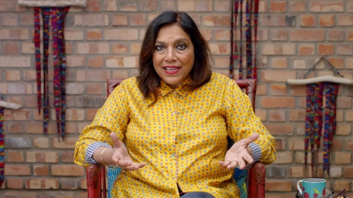Mira Nair talking about casting in her MasterClass
