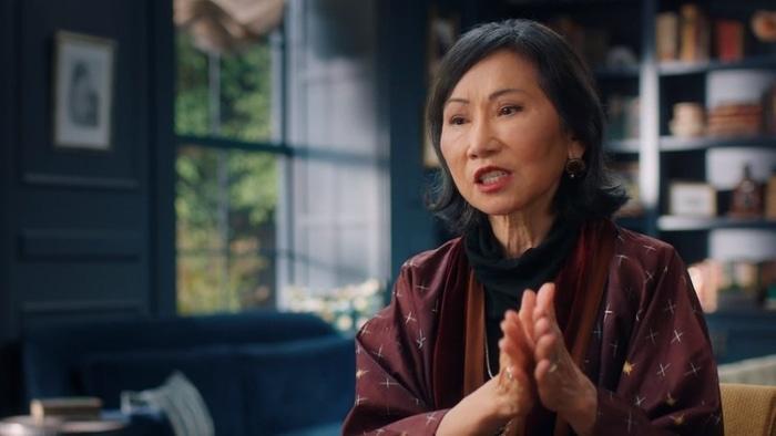 Amy Tan writing MasterClass