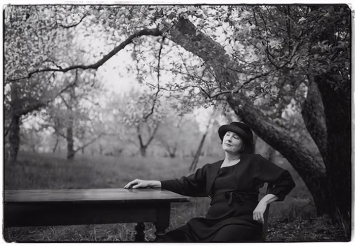 Annie Leibovitz Alice Waters