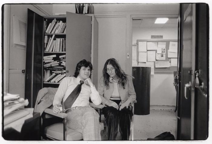 Annie Leibovitz in the 60s
