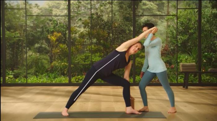Donna Farhi yoga stretches