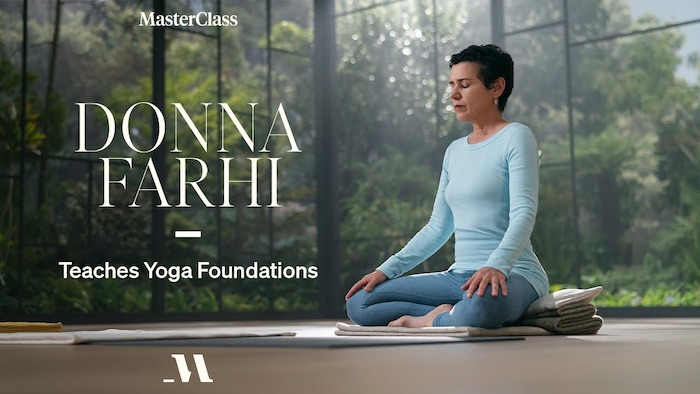 Donna Farhi MasterClass review