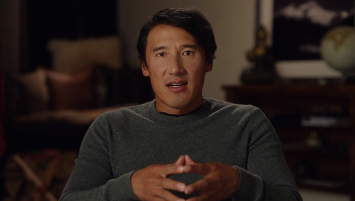 Jimmy Chin teaches photography