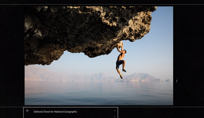 On location with Jimmy Chin in his MasterClass