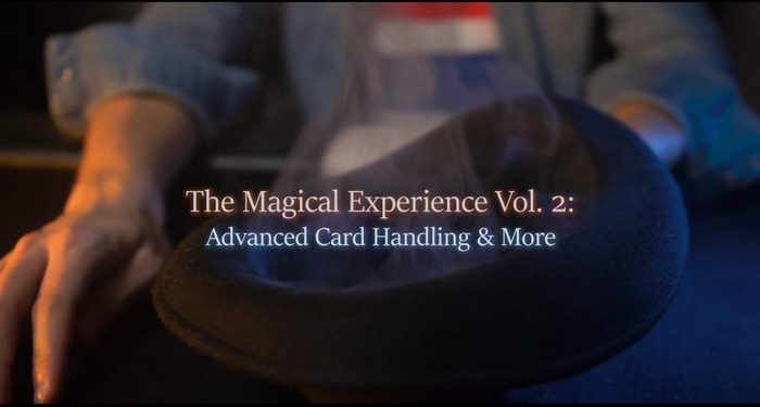 Tim Domsky teaches Advanced Card Magic and More