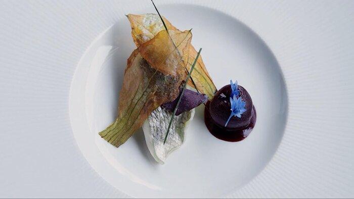 Niki Nakayama dish