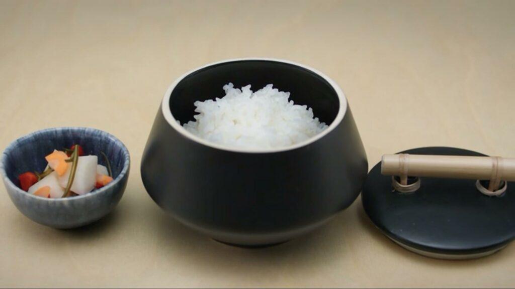 Niki Nakayama rice