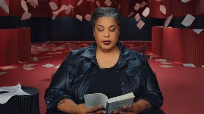 Roxane Gay teaching writing for social change