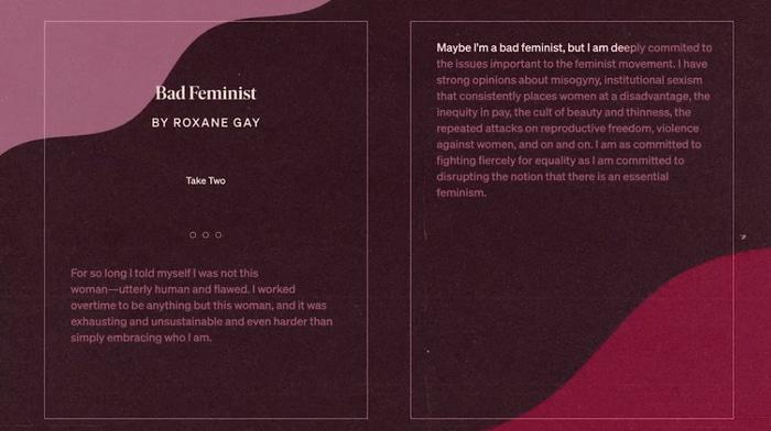 Roxane Gay Bad Feminist