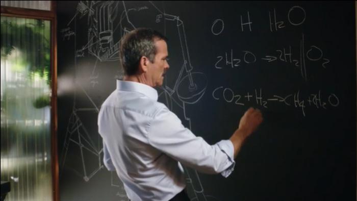 Chris Hadfield space exploration MasterClass