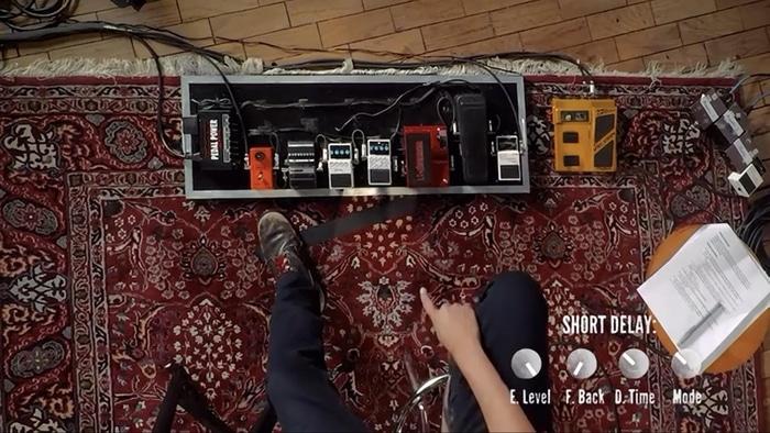 Tom Morello's setup