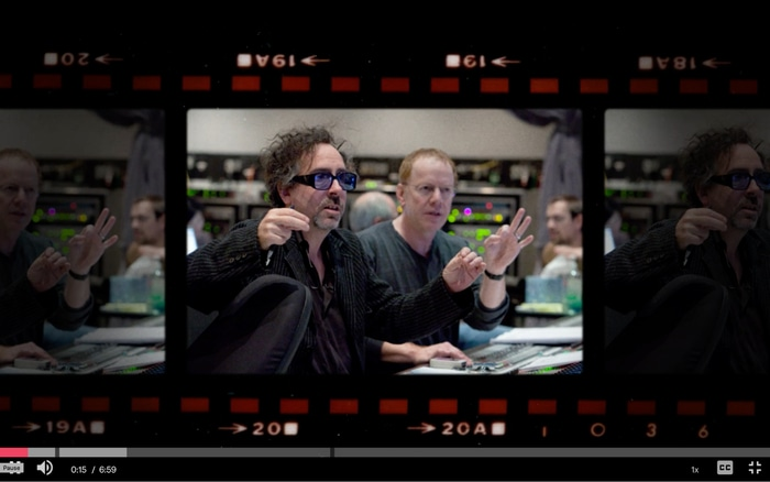 Elfman with directors