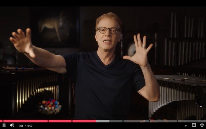 Danny Elfman MasterClass