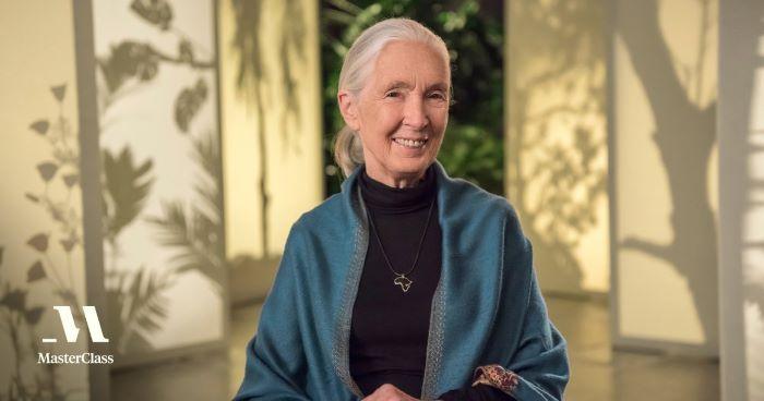 Jane Goodall MasterClass