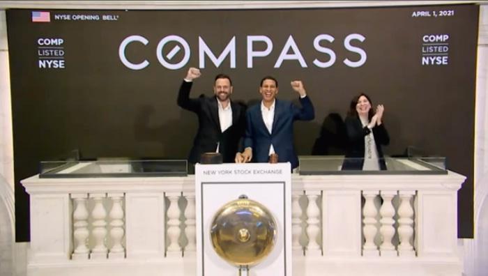Robert Reffkin CEO of Compass