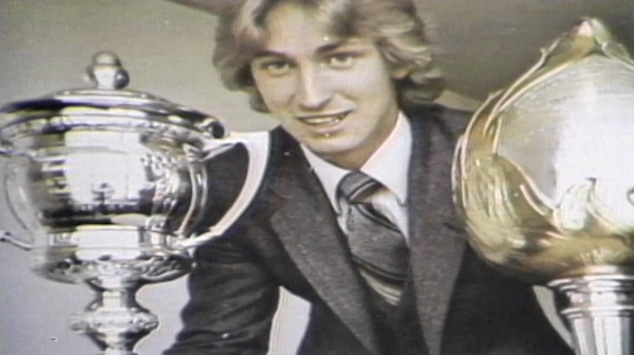 Gretzky and cup
