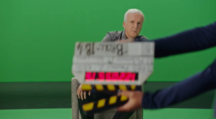 James Cameron ends the MasterClass