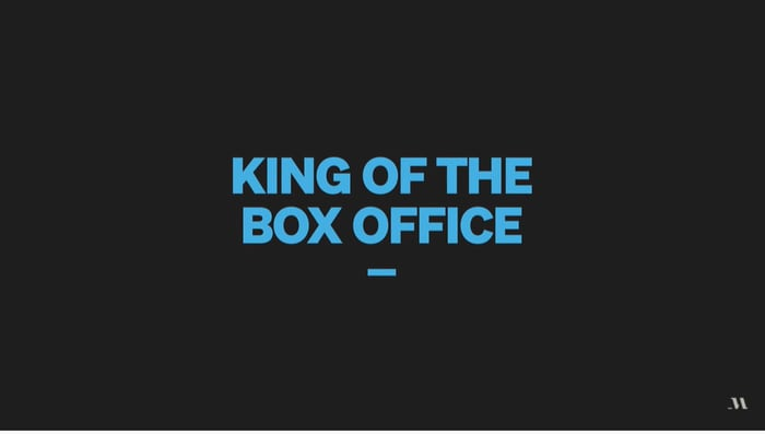 James Cameron King of the Box Office