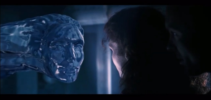 James Cameron Abyss scene