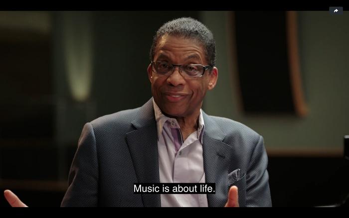 Herbie Hancock MasterClass