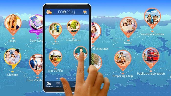 Mondly Language app Review