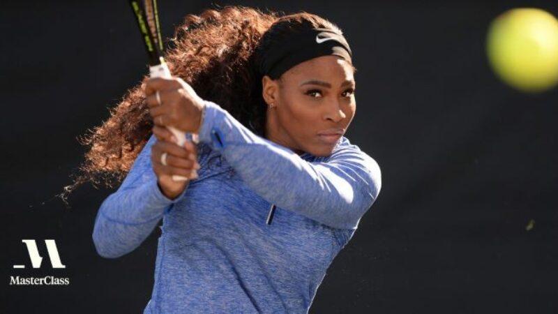 Serena Williams MasterClass