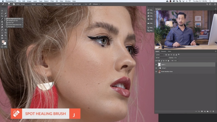 PHLEARN pro facial editing