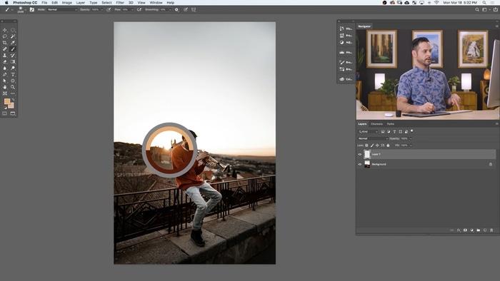 PHLEARN light editing