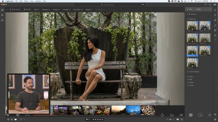 PHLEARN Pro guide to Lightroom