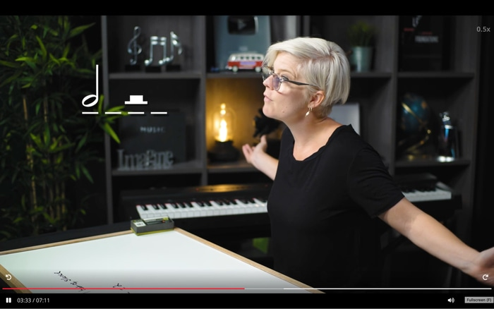 Pianote teaching