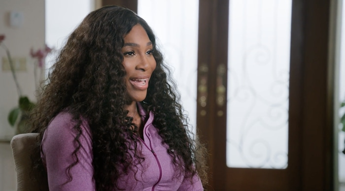 About Serena Williams