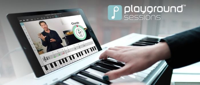 Playground Sessions Chords